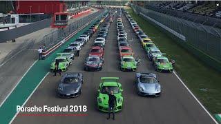 AfterMovie - Centro Porsche Padova al Porsche Festival 2018 - @Imola - 06/10/18