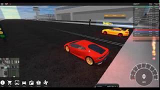 Roblox Fahrzeug Simulator - Schnelldemo Lamborghini Hurricane