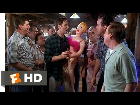 In & Out (5/9) Movie CLIP - A Barbra Streisand Bachelor Party (1997) HD