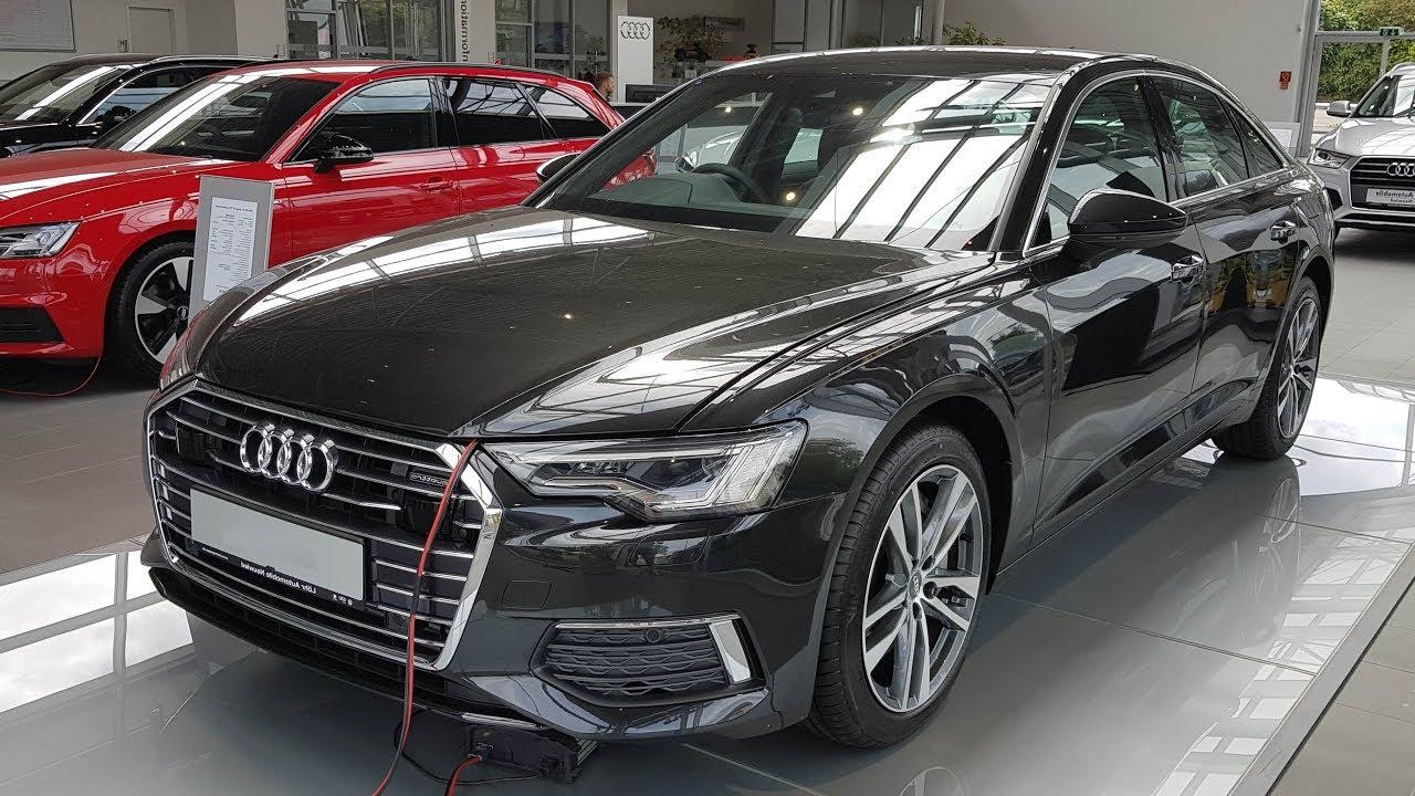2019 Audi A6 Lim. Design 55 TFSI Quattro S Tronic