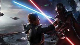 Part two of Star Wars Jedi Fallen order