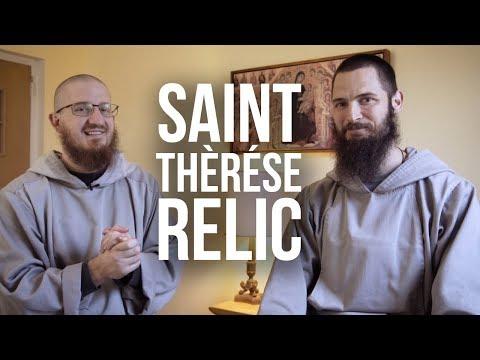 A Healing Relic of St. Thèrése