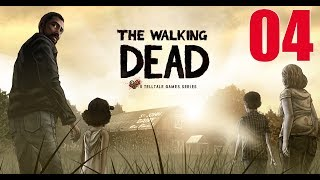 The Walking Dead, Temporada 1, Episodio 04: Cortar piernas mola.
