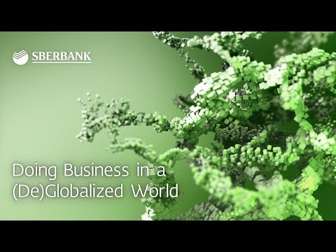 Doing business in a (de)globalized world.