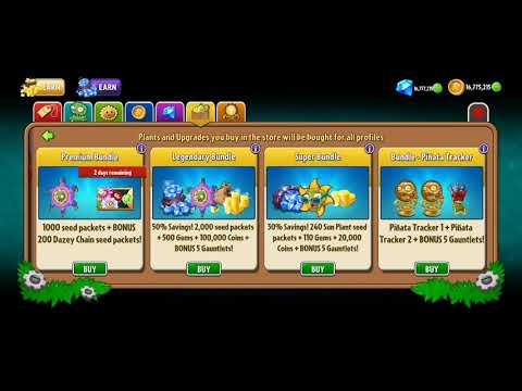 plants vs zombies 2 hack apk free download - Plants vs Zombies 2 APK Gameplay