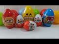 Harika kanatlar sürpriz yumurta|Minyonlar sürpriz yumurta izle|sürpriz yumurtalar|oyun hamuru|puzzle