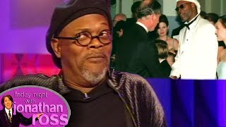 Samuel L. Jackson Taught Prince Philip Slang | Friday Night With Jonathan Ross
