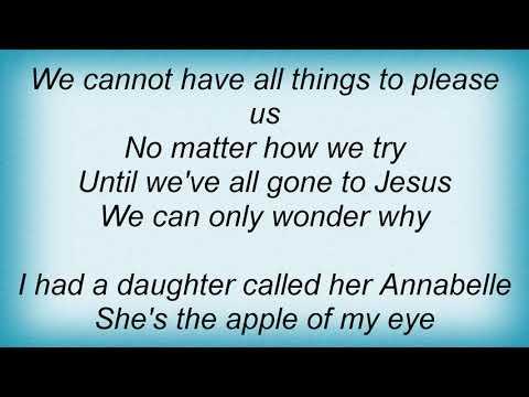Gillian Welch - Annabelle Lyrics