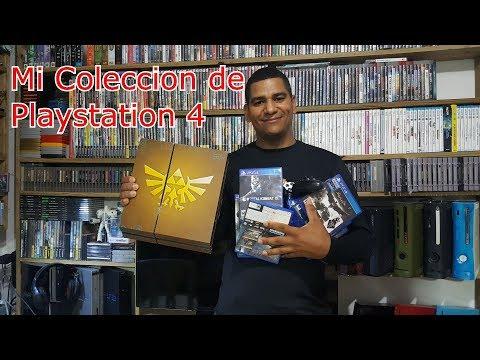 Mi Colección de Playstation 4 (PS4) - BONIFACIO