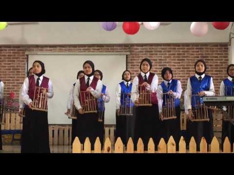 Angklung STaND - Kiroro Mirae 2017
