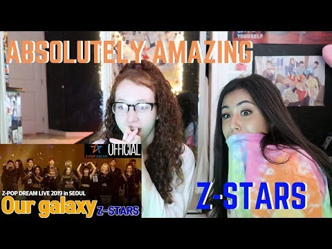 """[Stage] Z-STARS 'Our Galaxy' + """"The Truth Untold"""" Cover By Zhavanya - REACTION"""