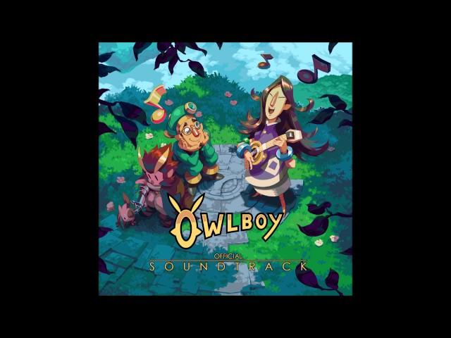Owlboy OST - Tropos (Night)