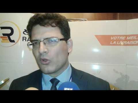 M.Moez Chakchouk  PDG de la Poste Tunisiene