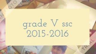 GRADE V SSC 15-16