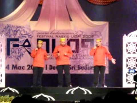 MESTICA - Destinasi Cinta (Festival Nasyid UiTM) FENU09 by seh