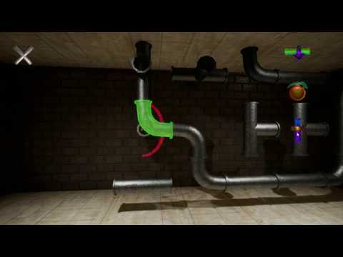 Plumber  3D. Greenlight video.