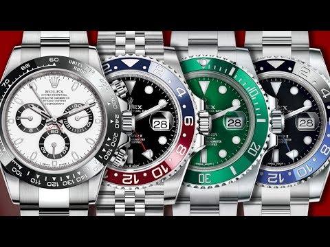 DIT is waarom je GEEN nieuwe Rolex GMT-Master of Daytona kunt KOPEN - Storytime