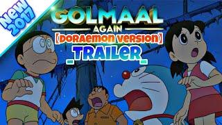 Golmaal again trailer in [Nobita version] by (Makda-Man TV) | Doraemon/Nobita Golmaal Again | NOBITA