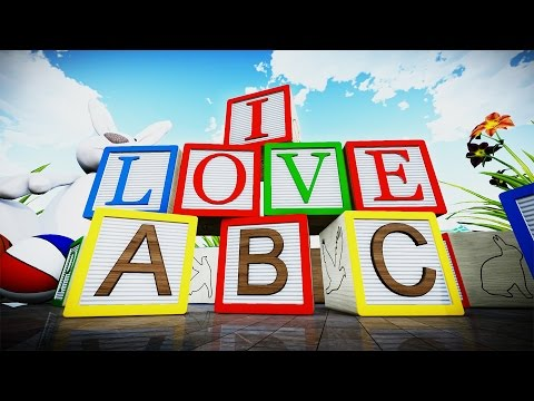 Fun Easy ABC Song - I Love ABC