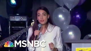 More Than 100 Women Elected To Congress In Historic Election Night | MTP Daily | MSNBC