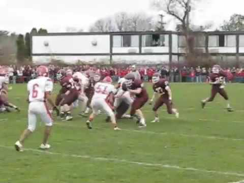 Barnstable vs Falmouth high school football