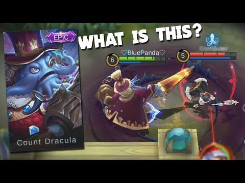 NEW EPIC Bane Skin Gameplay! Mobile Legends