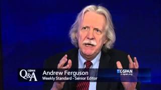 Promo: C-SPAN Q&A with Andrew Ferguson