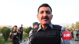WATCH: Kabul Police Chief Talks On University Attack In Kabul