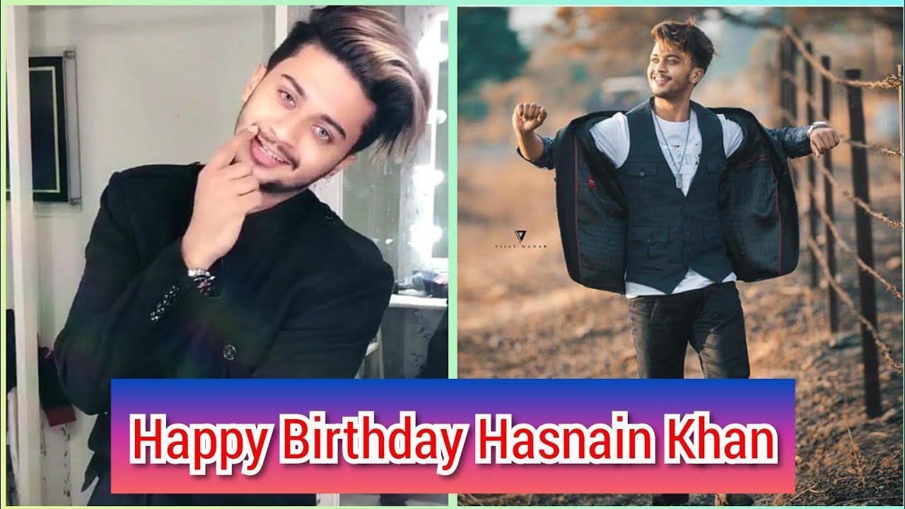 Happy Birthday Hasnain Khan ||???????? happy birthday song || Hasnain Khan new Whatsapp status