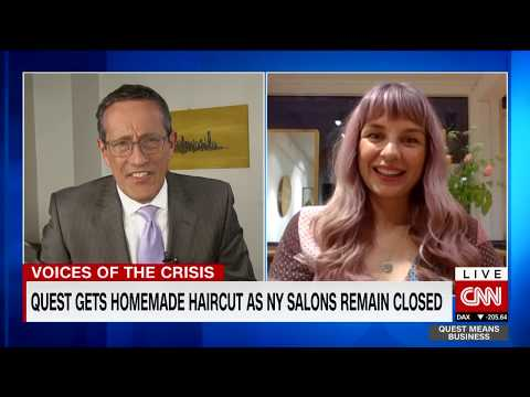 Reopening Of Hair Salons In Denmark Sparks Brisk Business