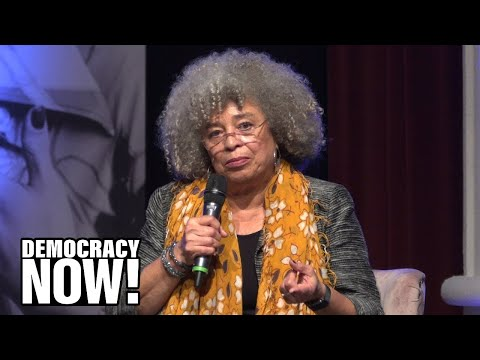 Angela Davis Returns to Birmingham, Reflecting on Palestinian Rights & Fight for Freedom Everywhere