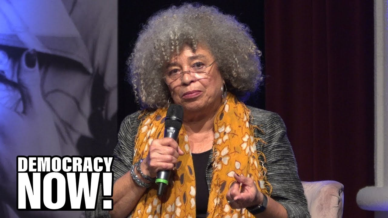 Angela Davis Returns to Birmingham | Reflecting on Palestinian Rights & Fight for Freedom Everywhere