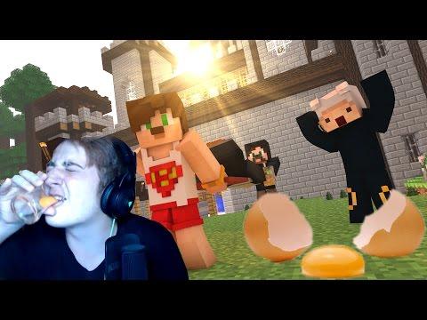 EMRECAN ÇİĞ YUMURTA İÇTİ (CEZALAR ÇEKİLİYOR) - En Zor Minecraft #15