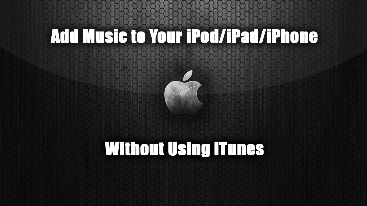 transfer music to iphone without itunes how to transfer to your ipod iphone without 8054