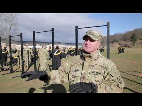 New York National Guard AFCT Training at Camp Smith