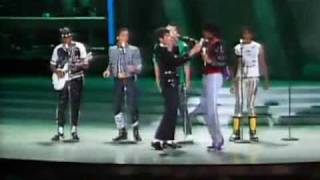 Michael Jackson & The Jacksons Motown 25th Anniversary