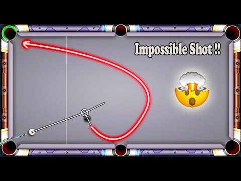 8 Ball Pool - Impossible Trick & Kiss Shots
