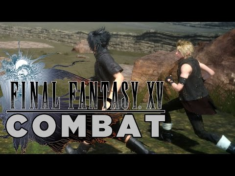 How Final Fantasy XV Combat Works