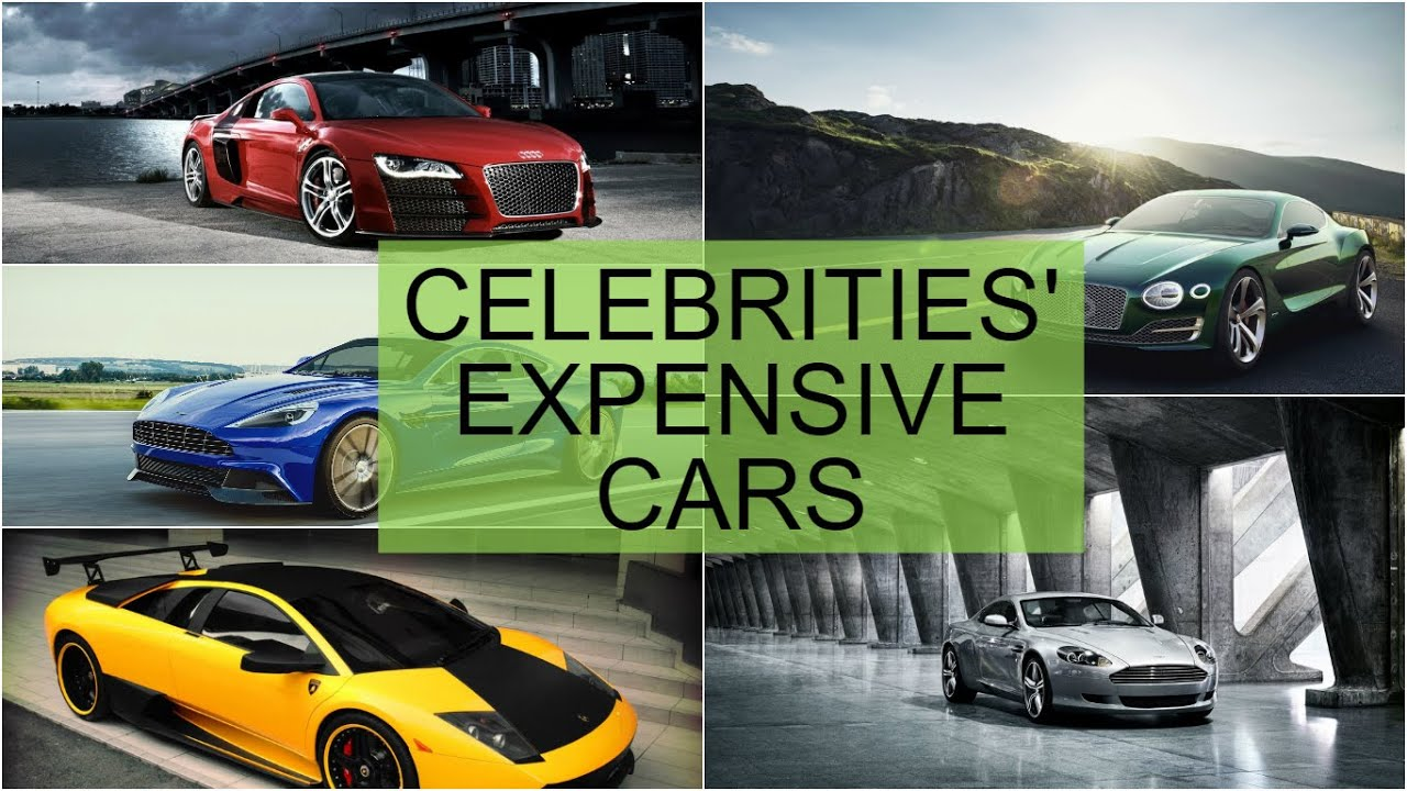 Top 10 Most Expensive Cars Owned By Hollywood Female Celebrities