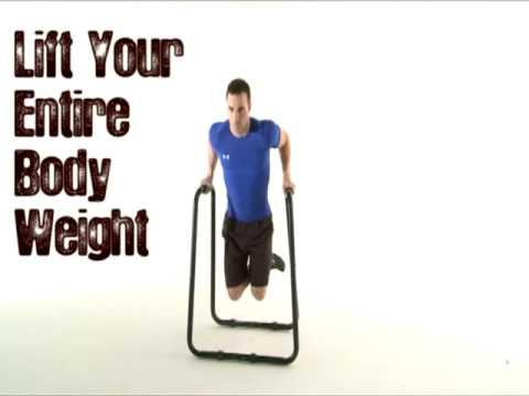 Dip Machine Workouts By Ultimate Body Press