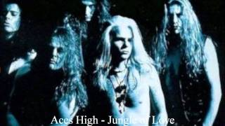 Aces High - Jungle of Love