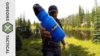 Super Easy Sawyer Water Bottle Filter