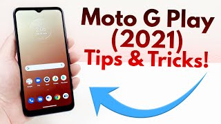 Moto G Play (2021) - Tips and Tricks! (Hidden Features) screenshot 5