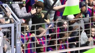 FIFA 15 amazing goal bilal basacikoglu