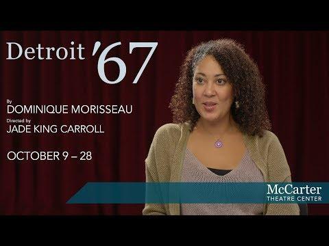Detroit '67 Sneak Peek with Jade King Carroll - McCarter Theatre
