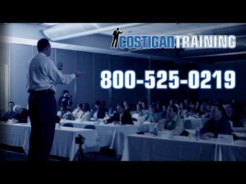 Bellevue WA John Costigan Sales Training Uk With John Costigan