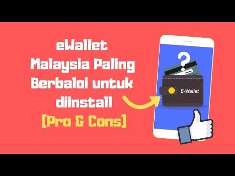Top 3 EWallet Malaysia 2019