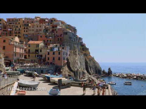 Cinque Terre, Italy: Manarola and Riomaggiore