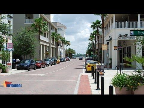 Baldwin Park - Orlando, Florida