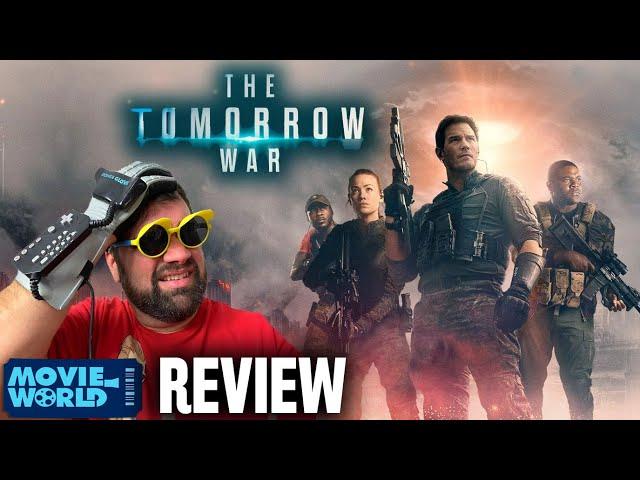 The Tomorrow War - REVIEW : Chris Pratt's Time Travel Makes NO Sense